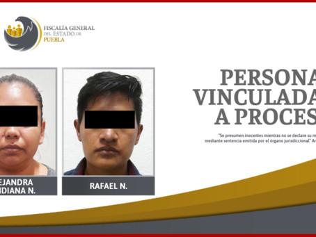 Vinculan a proceso a padres de Yaz por maltrato infantil