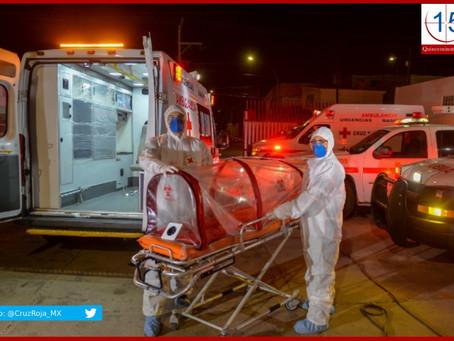 Rebasa México 75 mil muertes por coronavirus
