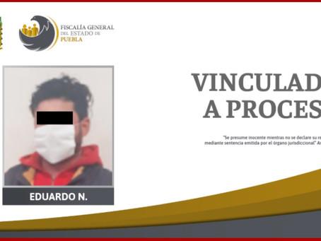 Prisión contra presunto narcomenudista detenido en Tecamachalco