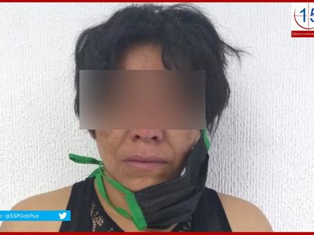 "Capturan a presunta distribuidora de billetes falsos y droga de ""El Croquis"""