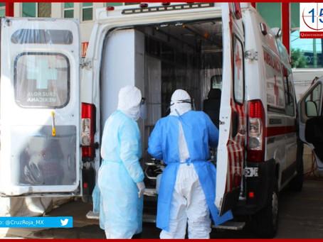 Ocupación hospitalaria por Covid-19 a la baja en el estado de Puebla: Salud
