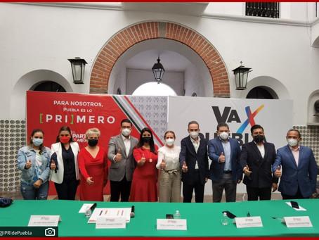 PRI en Puebla tendrá 7 diputados en el Congreso Local