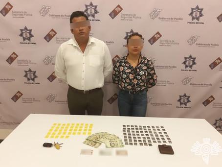 Cae líder narcomenudista en Tehuacán