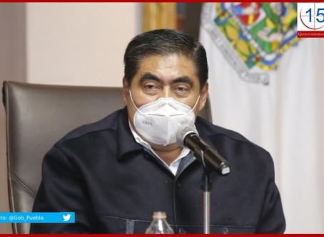 Confirma Barbosa proyecto de tres nuevos penales