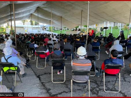 Acusan contubernio de FROC y JLCA para afectar a sindicato de Mondelez