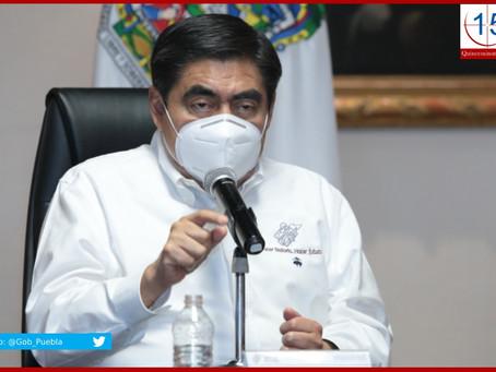 Respalda Barbosa a López-Gatell y acusa confrontación al régimen