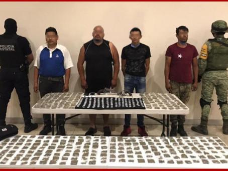 Presunto líder de banda dedicada al secuestro, detenido en Chalchicomula