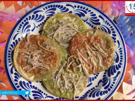 Promueven calendario gastronómico de la ciudad de Puebla