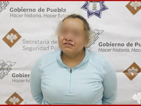 """Captura Policía Estatal a hermana de """"La Patrona"""""""