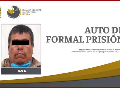 Va preso por robarse camioneta de valores en Puebla