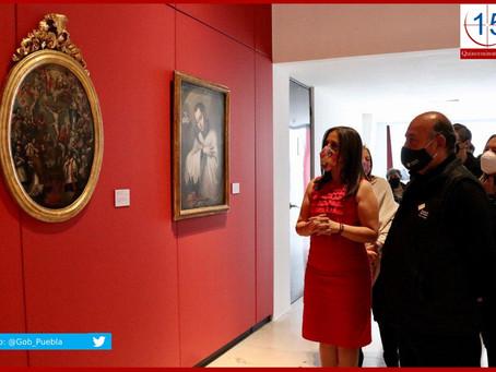 """Inauguran exposición """"Pintores y Pintura de la Maravilla Americana"""""""