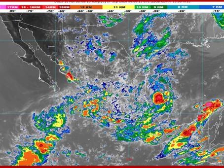 Habrá lluvias intensas en gran parte del país: SMN