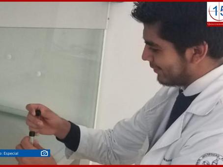Estudiante BUAP, primer lugar en Olimpiada Nacional de Neurociencias