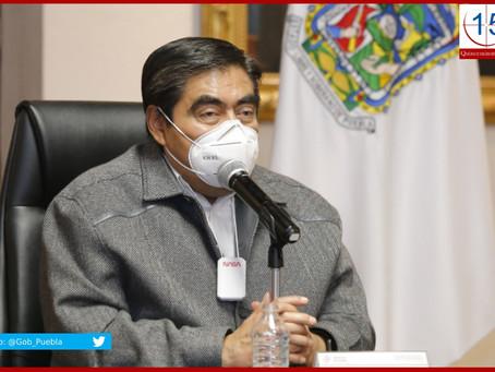 Respeto absoluto al Consejo Universitario y autonomía de la BUAP reitera Barbosa