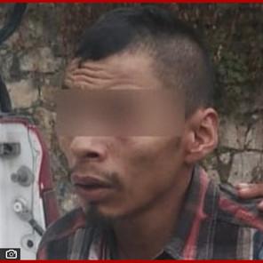 Detienen en Xicotepec a presunto narcomenudista