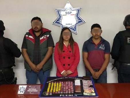 Detiene SSP a presunta exoperadora de El Moco en la Sierra Norte