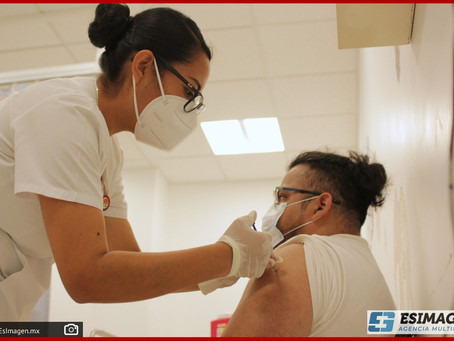 Completaron esquema de vacunación 240 mil 904 personas en Puebla capital