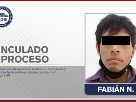 En prisión por abuso sexual de adolescente en Cholula