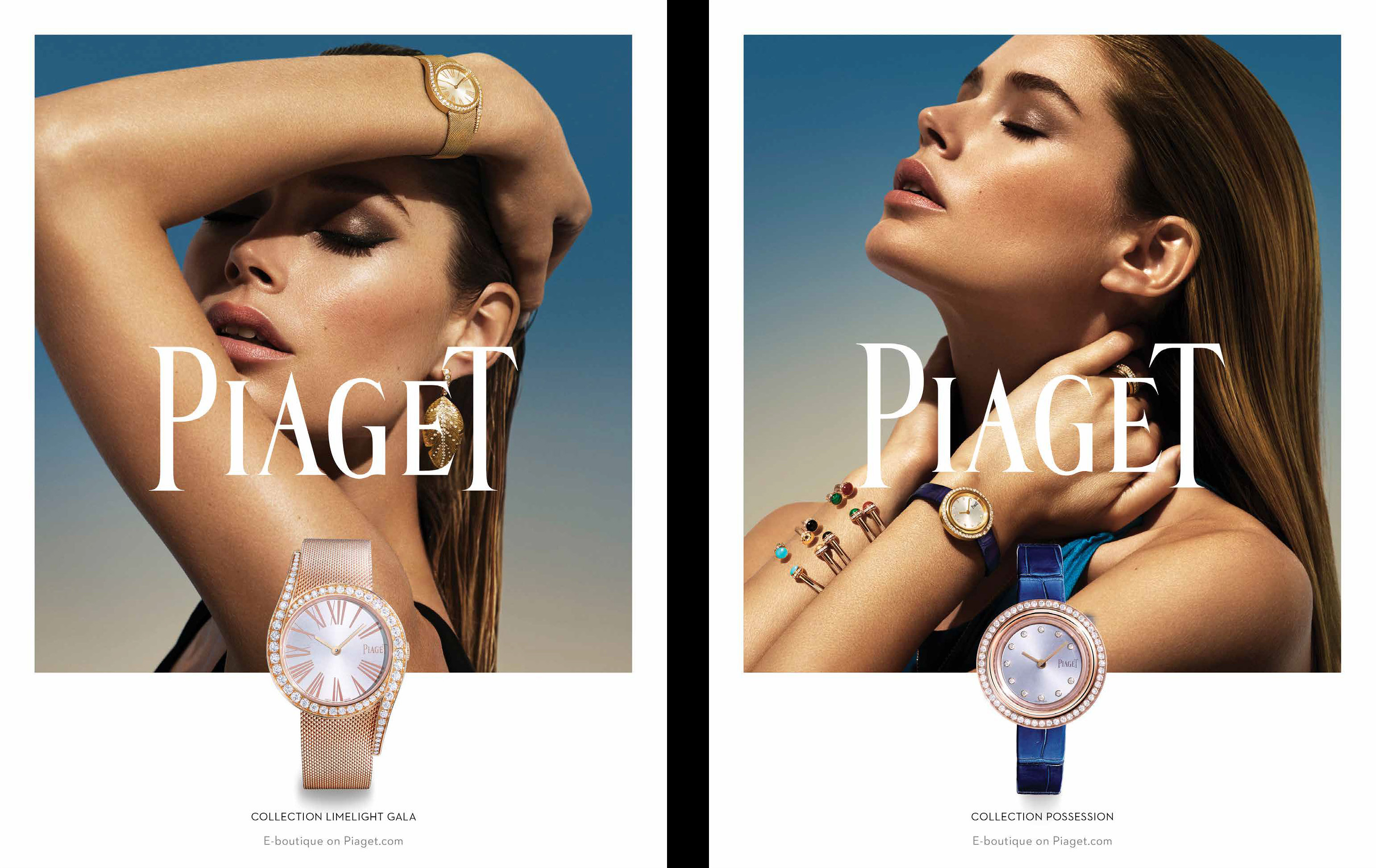 Piaget 2018 campagne