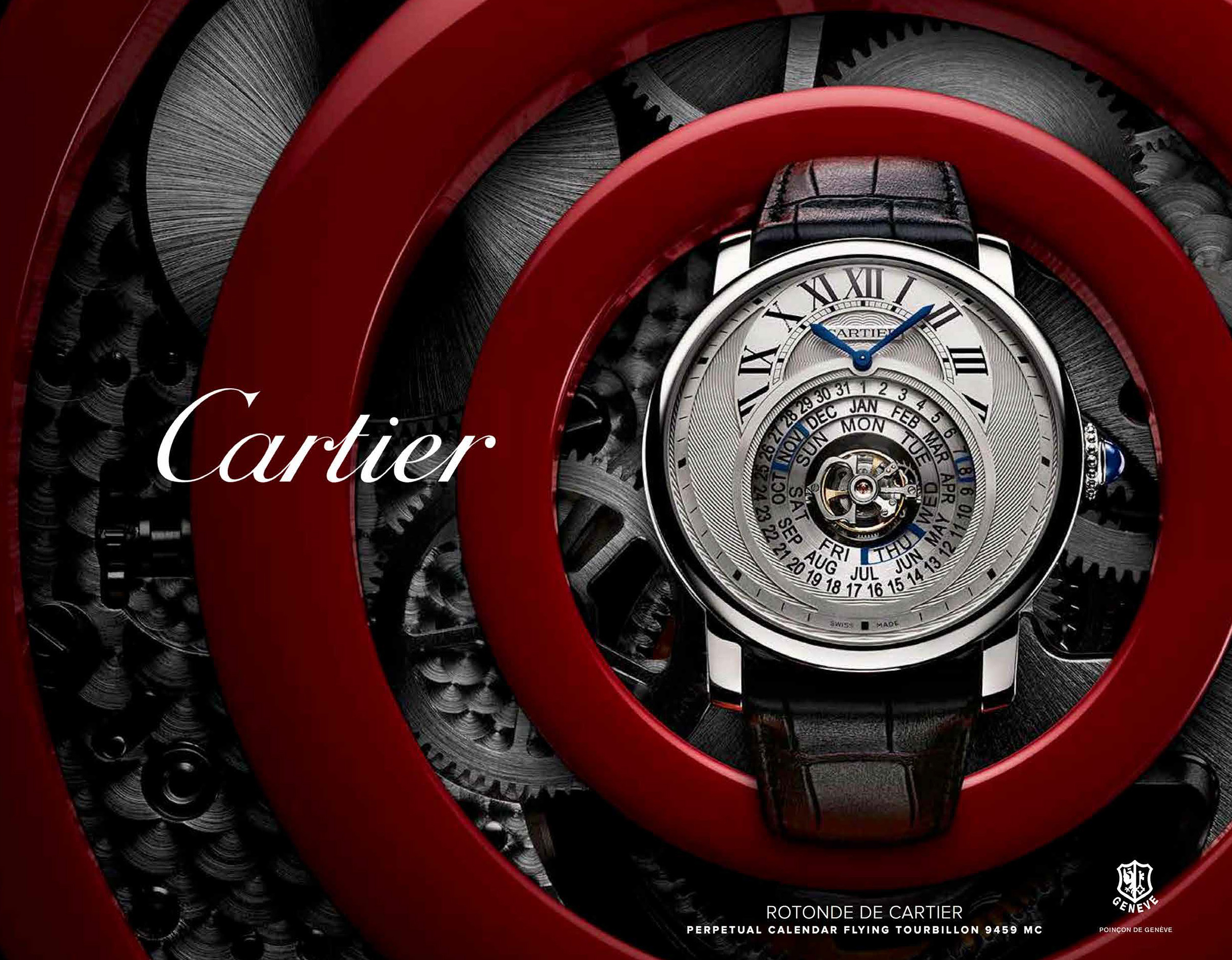 Cartier/photos Mitch Feinberg