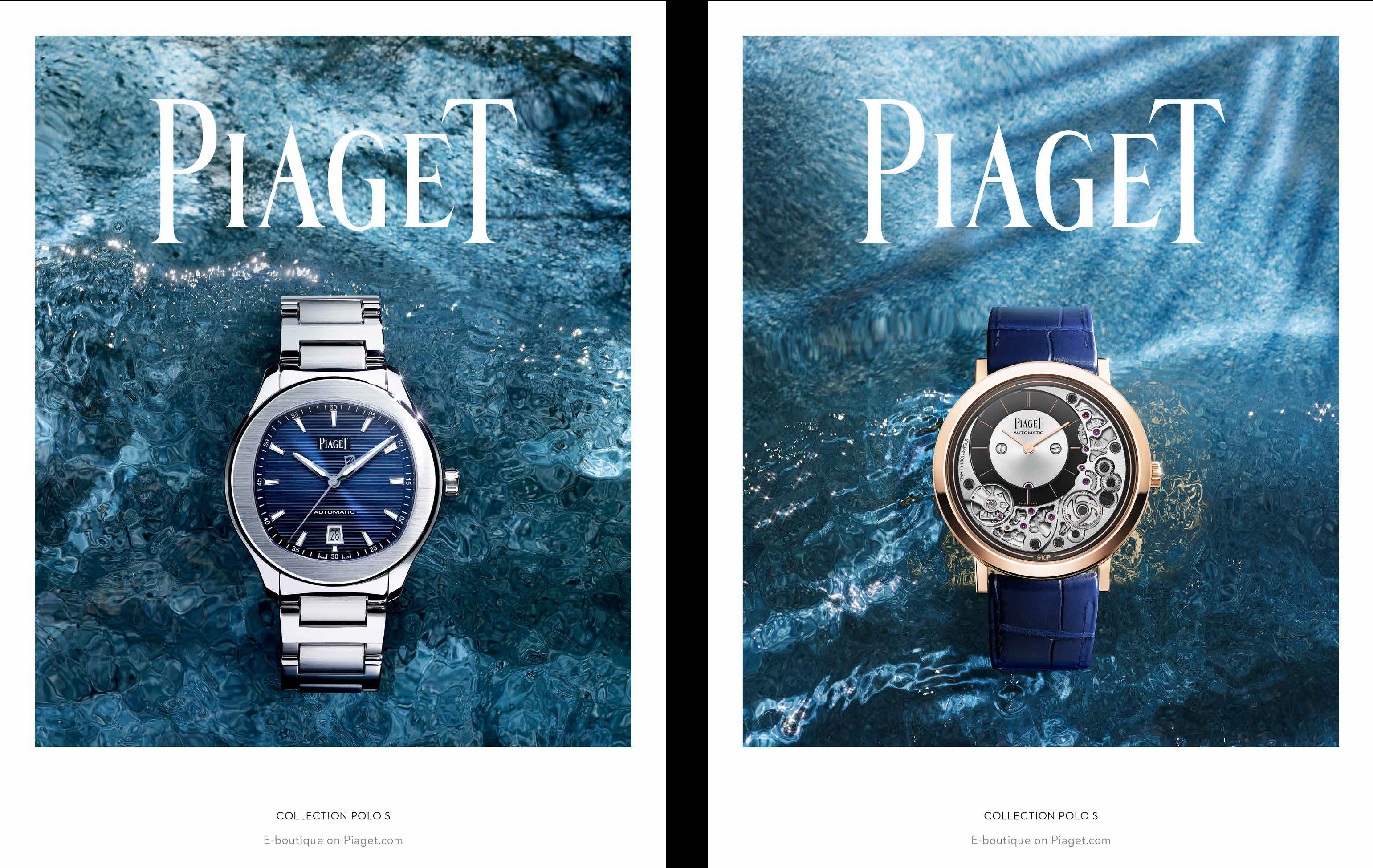 Piaget 2018/photos Eric Sauvage