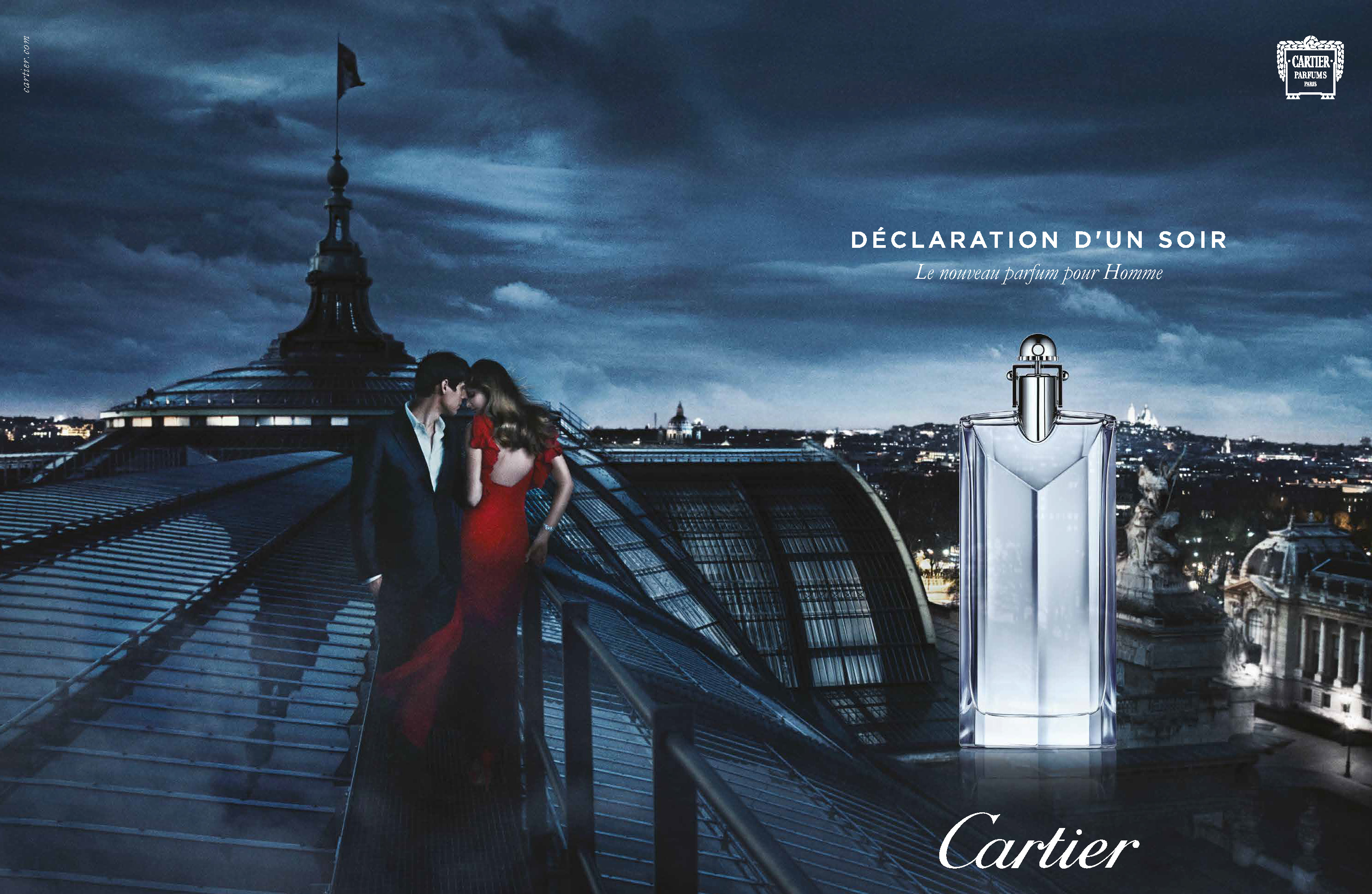 Cartier/photos Peter Lindbergh