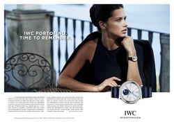 IWC/photos Peter Lindbergh