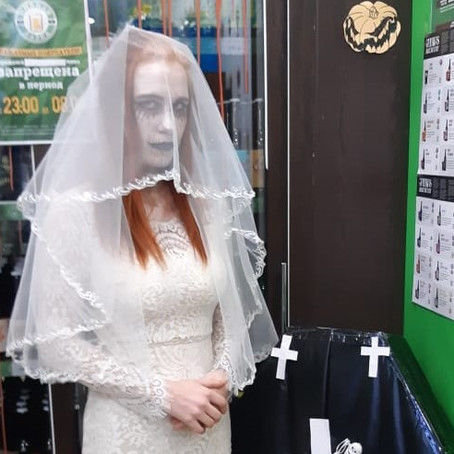 Смотреть фото Загробной невесты