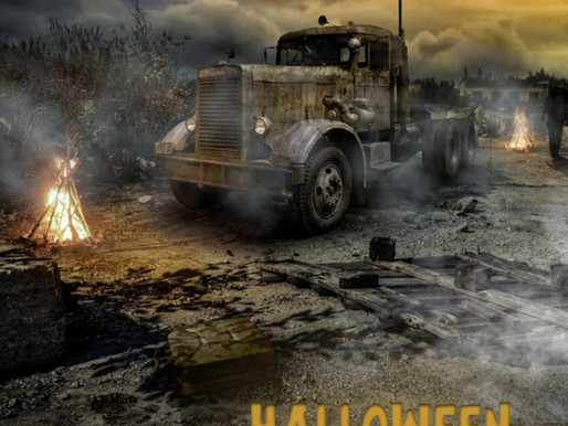 Идея для доставки в Хэллоуин