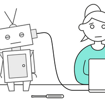 Illustration:  Programming Confusion