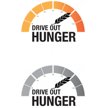 Logo:  Drive Out Hunger