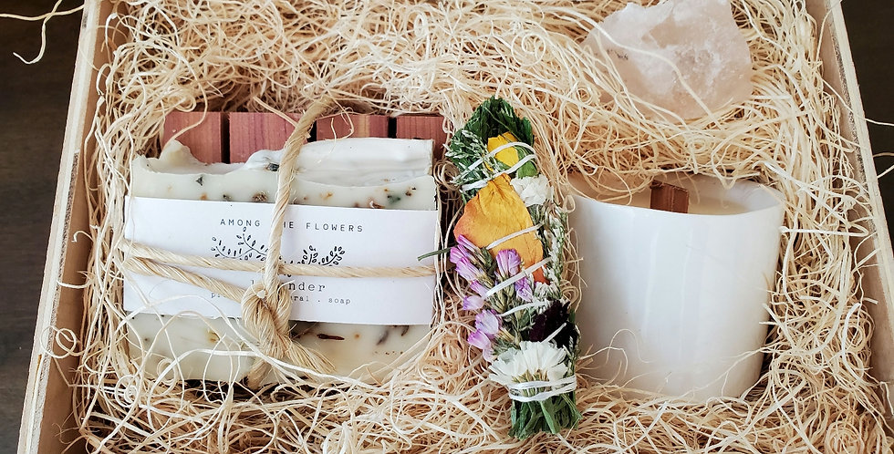 Sacred Spaces Kit- by Among the Flowers