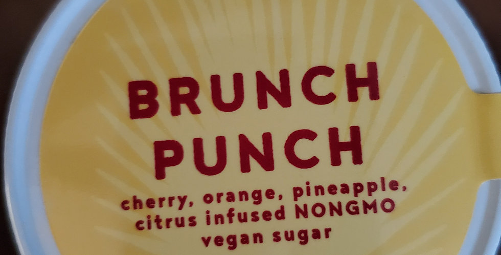 Brunch Punch Camp Craft Cocktail