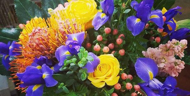 Beautiful Spring Mix