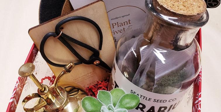 Green Thumb Gift Basket