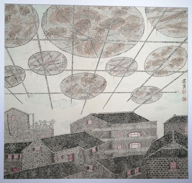 Liu Jianbin Drying Autumn.jpg