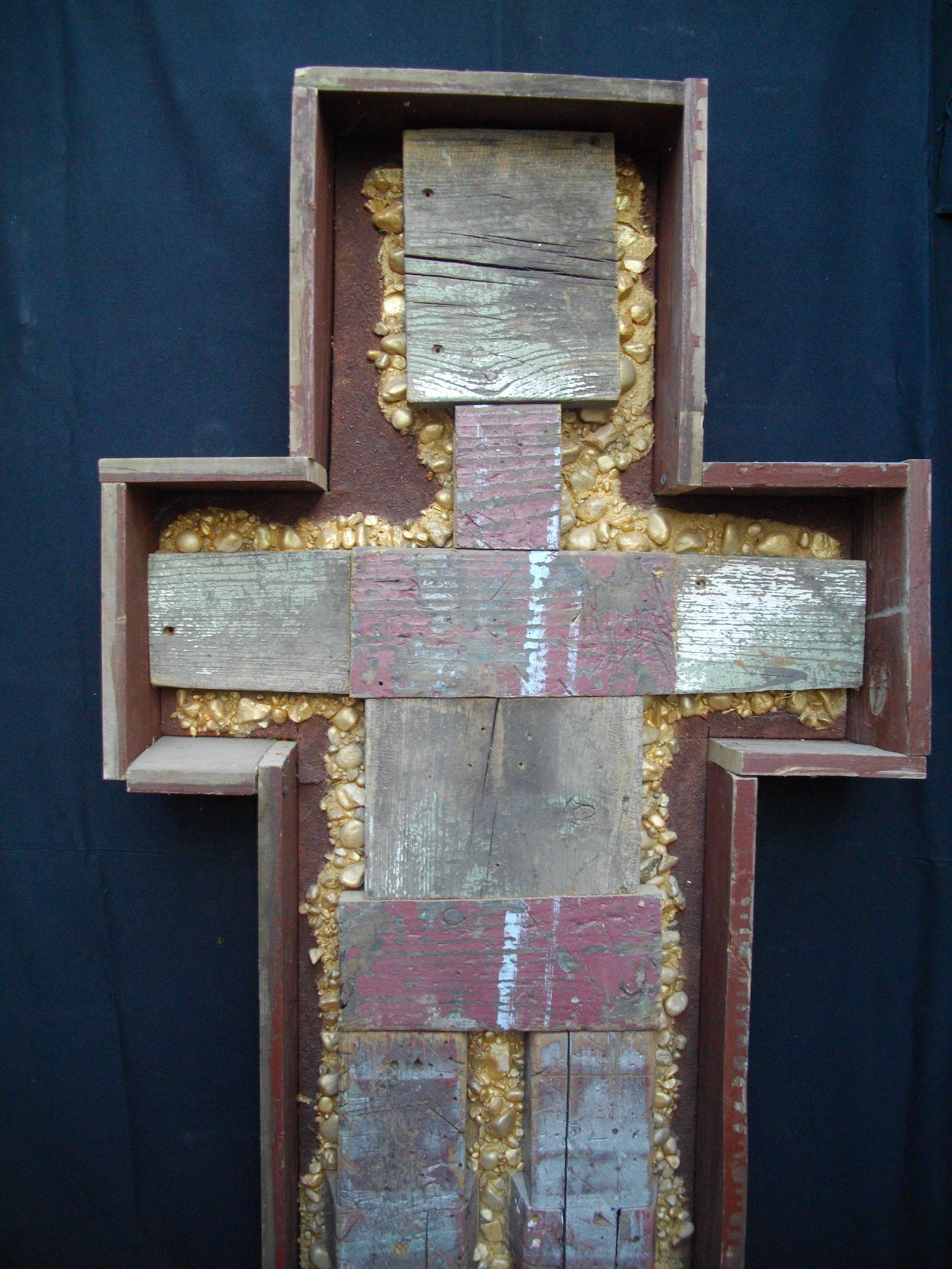 Man Cross