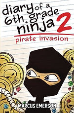 Diary of a 6th Grade Ninja Book 2