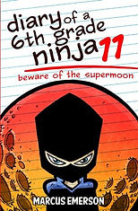 Diary of a 6th Grade Ninja Book 11