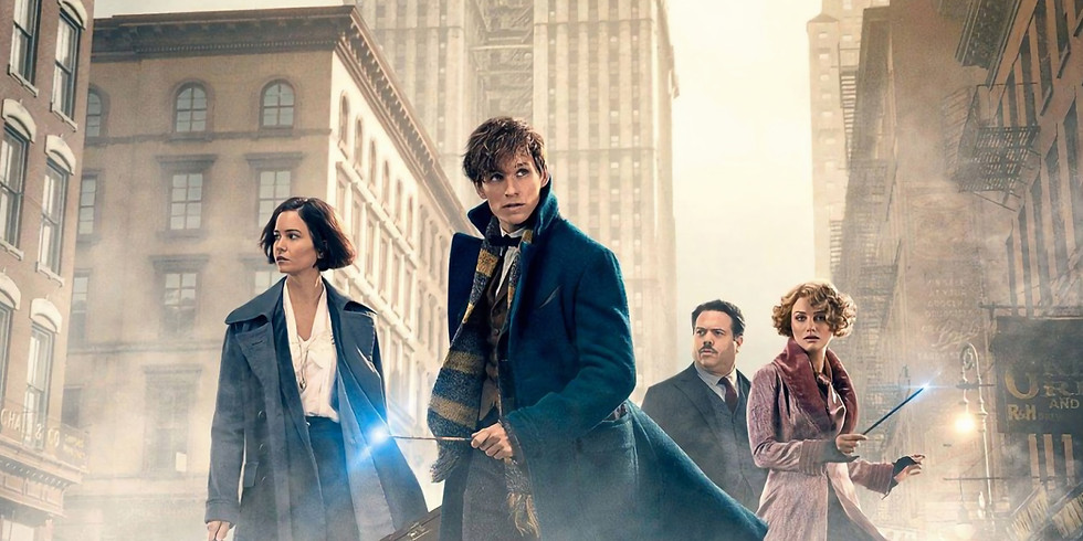 MOVIE NIGHT  - Fantastic Beasts and Where to Find Them