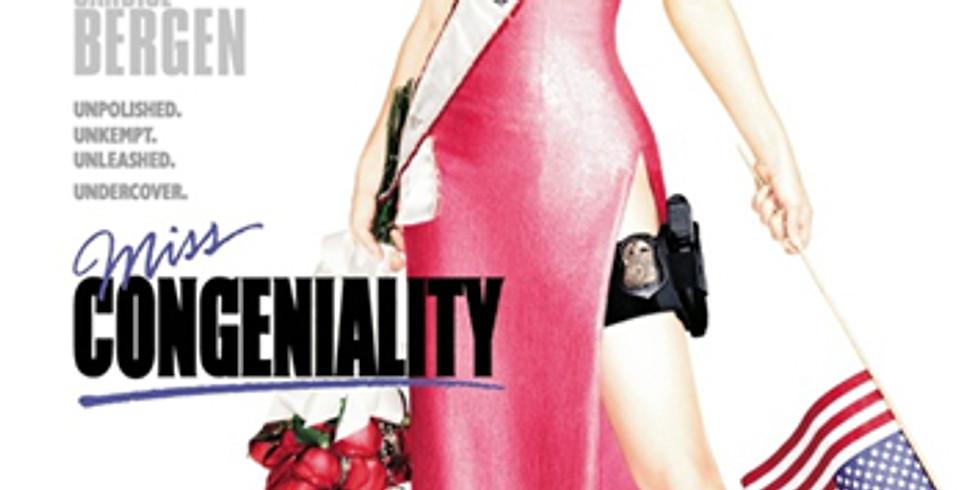 MOVIE NIGHT  - Miss Congeniality