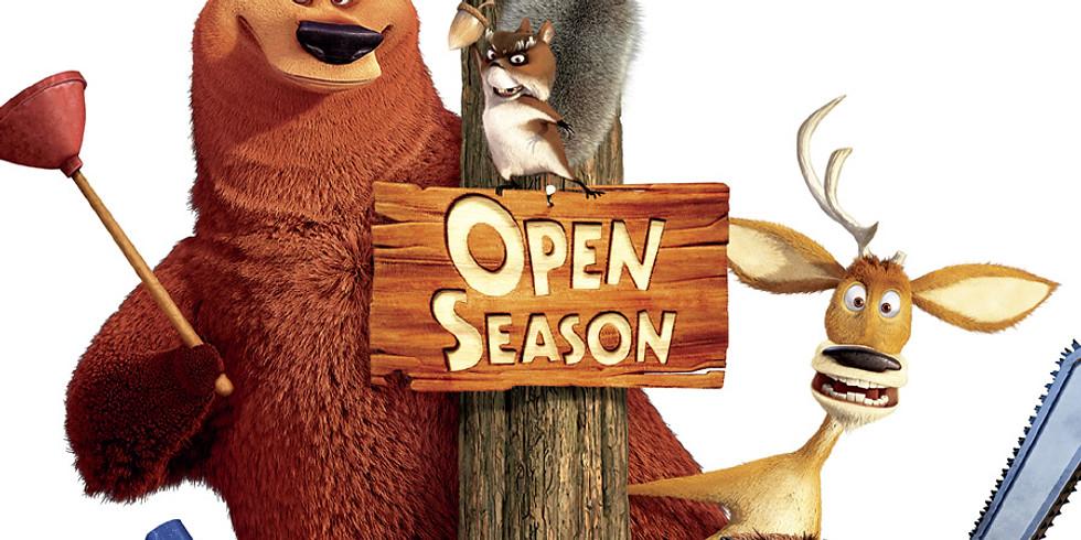 MOVIE NIGHT  - Open Season