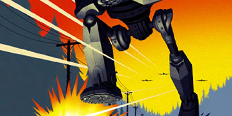 MOVIE NIGHT  - The Iron Giant
