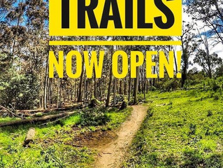 Even More Trails Are Now Open