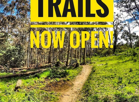 Lysterfield MTB Trails Open