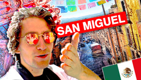 WHAT IS SAN MIGUEL?!   Exploring Mexico's Artist Paradise