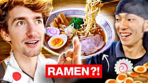 WHAT IS RAMEN?! | Japan's Favourite Food