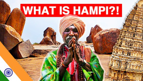 WHAT IS HAMPI?!