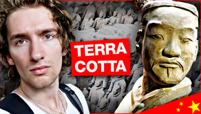 China's Frozen Army   TERRACOTTA!