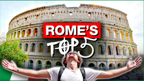 ROME's Top 5 Sights